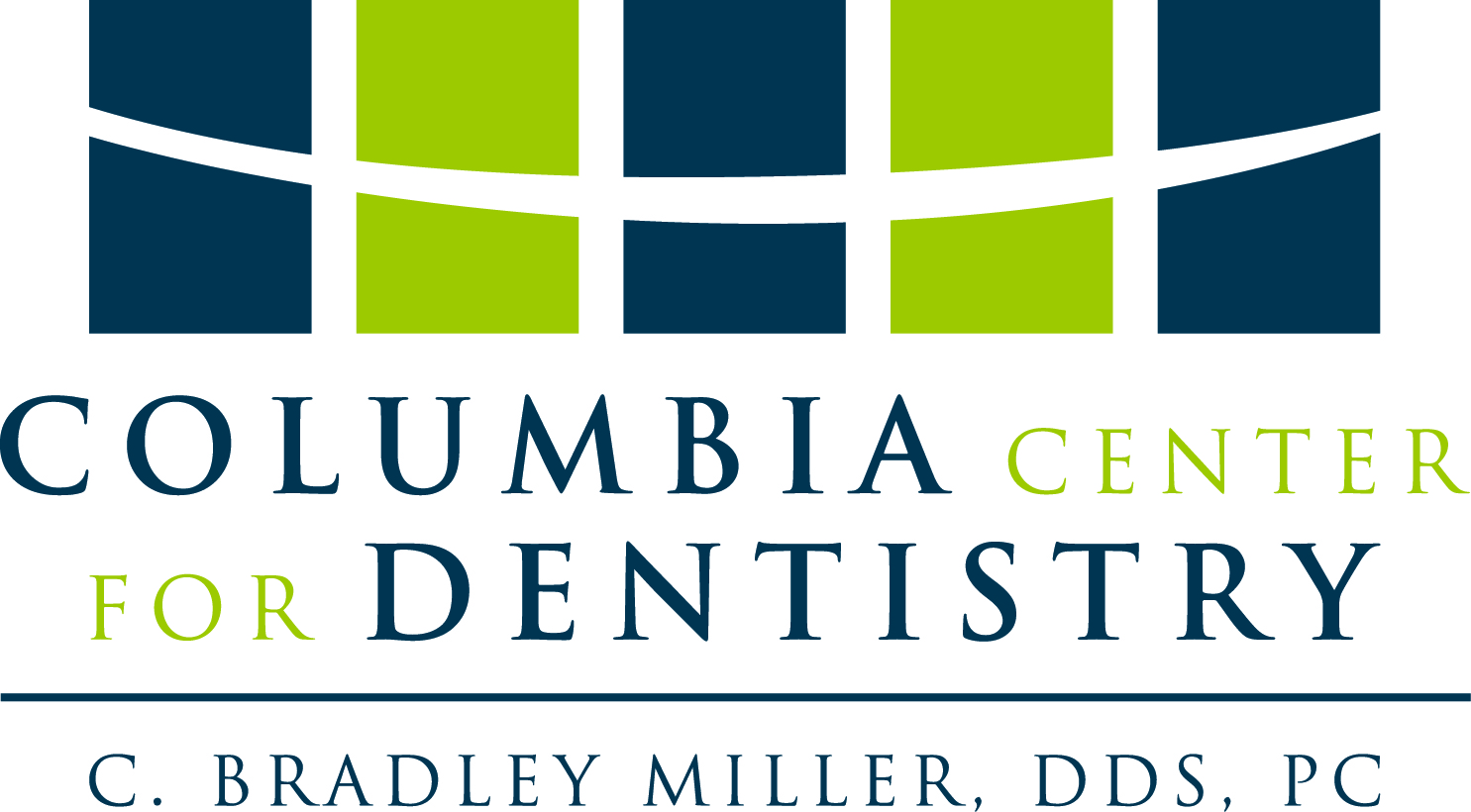 Columbia Center for Dentistry <br> C. Bradley Miller, DDS, P.C.